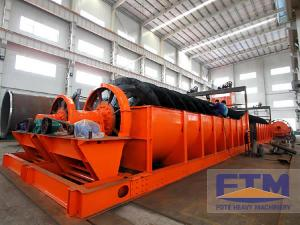 China Hot Sale Spiral classifiers for Ore Beneficiation on sale