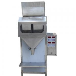 China Powder / Granule Semi-Automatic Packing Machine With Automatic Feeding System on sale