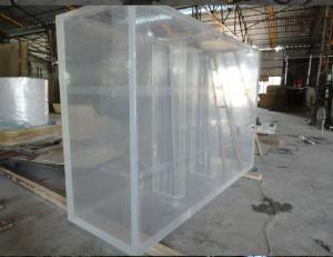 China Public Acrylic Aquarium / Acrylic Fish Tank  Aquarium / Acrylic Tunnel on sale
