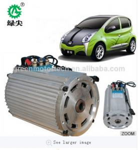 China 10kw High torque AC motor for electric car on sale