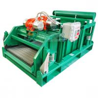 High Capacity TRPS585G Drying Shaker Used in Drilling Waste Management / Top Quality Drying Shaker