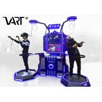 VART Magic Interactive Double Players Standing 9D VR Simulator For Game Center