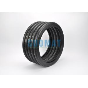 China Double Action Punch S-500-5/S-450-5 /S-400-5 Rubber Air Cushion 5 Convolutions With 4 Rims on sale