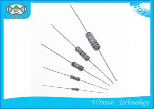 China High Overload Voltage Copper Wire Resistance 0.1Ω~100Ω For Medical Equipment on sale