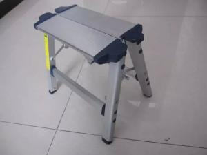 Strange Aluminum Folding Stools Step Aluminum Work Plaform For Sale Ibusinesslaw Wood Chair Design Ideas Ibusinesslaworg