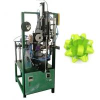 China Luxury Satin Ribbon Bow Making Machine , Star Bow Machine on sale