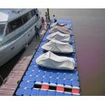 China HDPE pontoon for Law Enforcement Mobile Jetties wholesale