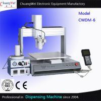 450w Hot Melt Glue Dispenser Robot Automatic Dispensing Machine