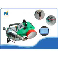 Auto Melt Pvc Welding Machine 110v for Outdoor Advertising Tent , low noise