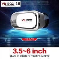 2016 Google cardboard VR BOX II 2.0 Version Virtual Reality 3D VR Glasses + Bluetooth Game