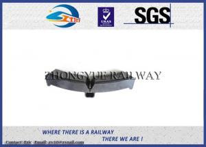 China Cast Iron HT200 Train Railway Brake Blocks / Composite Brake Shoe on sale