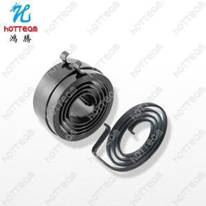 China Durable Zinc Plating Helical Torsion Spring , Flat Torsion Spring on sale