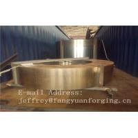 Hot Forged Rolled Rings / Stainless Steel Sleeve DIN Standard 1.4401