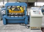 機械 82mm dia シャフトを形作る自動油圧切断の金属のデッキ ロール
