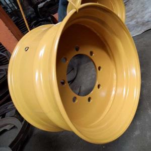 China black and yellow car rims on sale