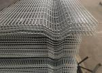 High security 358 wire mesh fence anti climb fence for airport