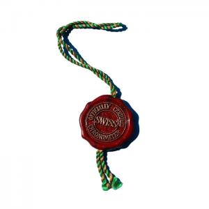 China custom Wax Seal Plastic String Tags Wax Seals Jewelry  Watches Wine manufacturer on sale
