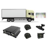 Police Vehicle 720P Mobile DVR for Truck , Support SD Card Memory Upgrade