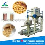vertical bean packaging machine , 50kg bags packing machine
