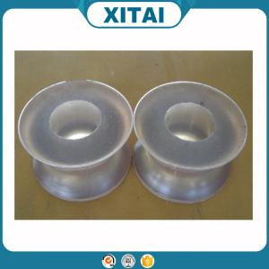 China High Quality Factory Supplied Polyurethane Material transparent polyurethane wheel on sale