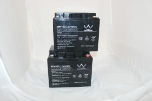China Deep Cycle Gel Lead Acid Battery For Computer Networks And The Internet on sale
