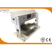 Automatic Moving V-Cut PCB Separator Motorized SMT Process CE Approved