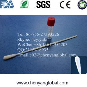 China Saliva Collection Methods and Devices Adult Oral Swab on sale