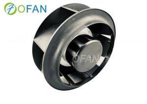 China Industrial Dc Centrifugal Fan Impeller , Electric Motor Cooling Fan For Air Purifier on sale