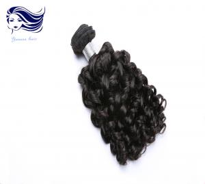 China Grade 8A Brazilian Aunty Fumi Hair Extensions Spiral Curl Weave on sale