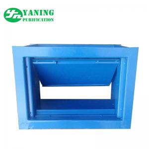 China Automatic Volume Control Damper , Electric Air Conditioner Vibration Damper on sale