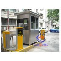 Mobile Portable Prefab sentry box shed used in traffic center