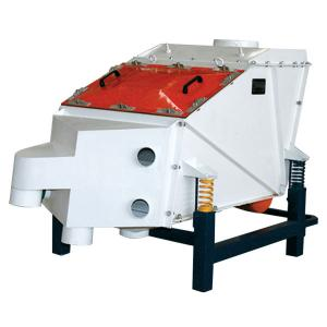 China Small Space Occupying Stable Vibrating For Pellet Screener SFJZ series on sale