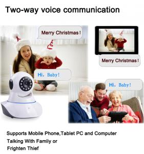 China P2P Security Camera Alarm Wifi Video Monitor Baby With Recording on sale