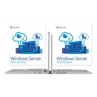 China 64Bit Win Server 2016 Standard Software Online Operating Activate on sale