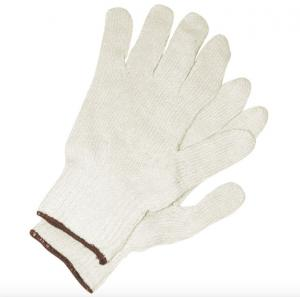 China Labor Protection Cotton String Knit Gloves Anti - Slip / Anti - Abrassion on sale
