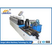 U Shape Drywall Stud And Track Roll Forming Machine CE Certified Lightweight System