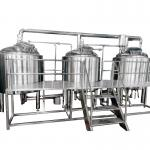 1000L/Day Beer Brewing Equipment Micro Brewery Plant