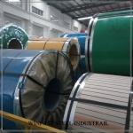 EN 10088-2 1.4509 Cold Rolled Stainless Steel Sheet ,  0.6 - 5.0mm Thickness SS Strip