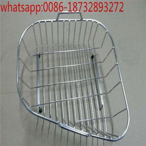 China wire mesh sterilization basket/wire mesh medical sterilization basket/304/316 Sterilization wire mesh basket on sale