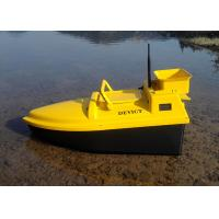 China DEVC-103 deliverance bait boat brushless motor style radio control on sale