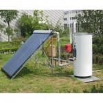 高い吸収色の鋼鉄太陽給湯装置