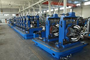 China Hot Rolled Steel Strips Pipe Mill , Steel Pipe Making Machine on sale