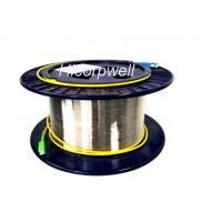 100m/500m/1km Fiber Optic OTDR Launch Cable Spool  SM G657A1 Bare  Optical Fiber