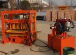 QT4-40 Hydraulic Gypsum Block Making Machine