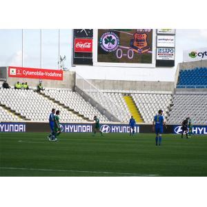 China Commercial Grade Stadium LED Display P20mm Led Logo Display Long Lifespan on sale
