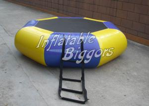 China Residential Adults Water Pool Inflatable Water Game With EN14960 CE on sale