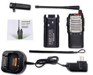 China BAOFENG BF-8D Wide Frequency Range DC3.7V Professional Two Way Radios on sale