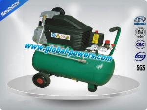 China 600W Mobile Piston Air Compressor Low Vibration With 2 Years Warranty on sale