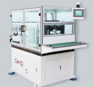 China Two pole universal automatic stator winding machine 2 pole stator winder on sale
