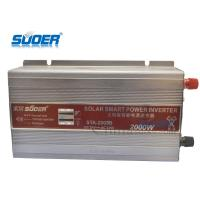 China Suoer 2000W Solar power inverter DC 24V to AC 230V solar power inverter high frequency power inverter on sale